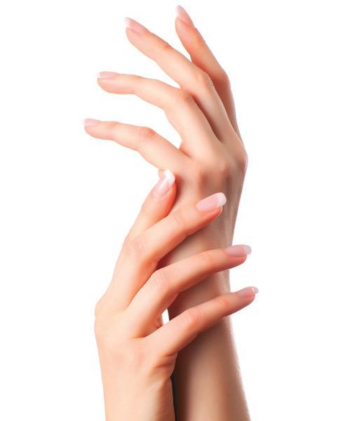 Odmłodzenie dłoni